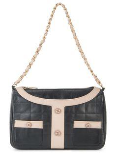 сумка на плечо в виде пиджака Chanel Vintage