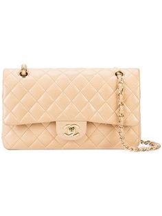 сумка с двумя откидными клапанами  Chanel Vintage
