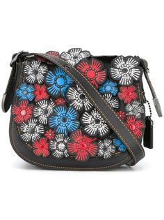 сумка на плечо Tea Rose Applique Coach
