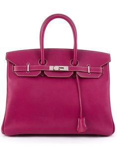 сумка-тоут Birkin 35  Hermès Vintage