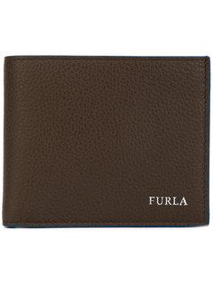 бумажник с бляшкой с логотипом Furla