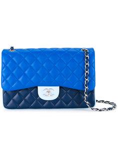 большая сумка на плечо Chanel Vintage