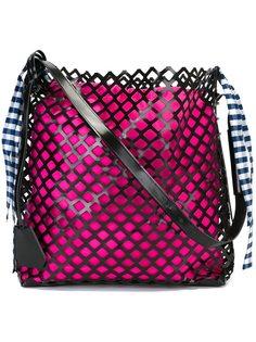 сетчатая сумка на плечо Marquesalmeida Marquesalmeida