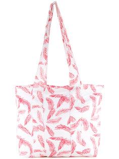 пляжная сумка с принтом Dalood