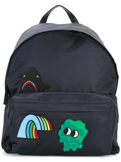 рюкзак с нашивками Moncler