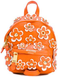 мини рюкзак с цветочным принтом Moschino