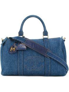 дорожная сумка Boston 2way Chanel Vintage