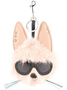 брелок в форме кролика Stella McCartney
