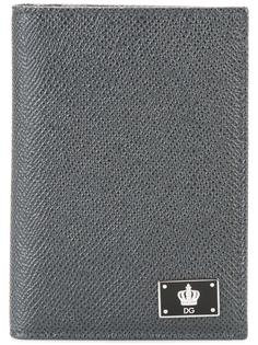 бумажник с бляшкой-логотипом Dolce & Gabbana