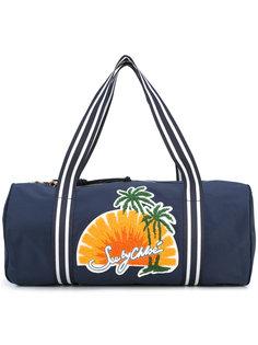 пляжная сумка с вышивкой See By Chloé