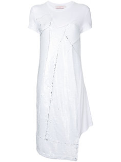 платье с пайетками A.F.Vandevorst