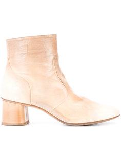 ботинки с закругленным носком Silvano Sassetti