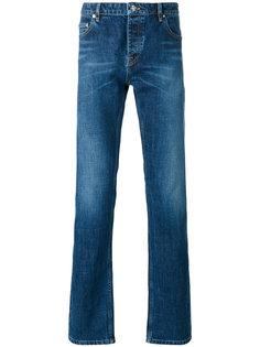 джинсы с протертыми деталями Kenzo