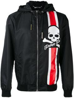 куртка с капюшоном Philipp Plein