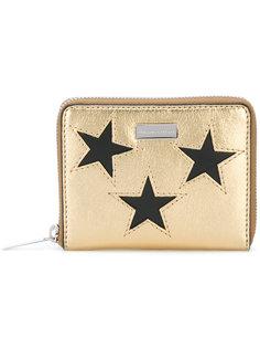 кошелек с принтом звезд Stella McCartney