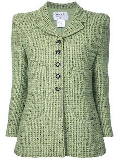 пиджак с длинными рукавами  Chanel Vintage