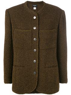 однобортный пиджак  Chanel Vintage