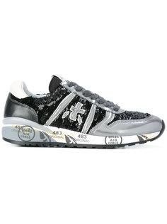 кроссовки с пайетками Premiata