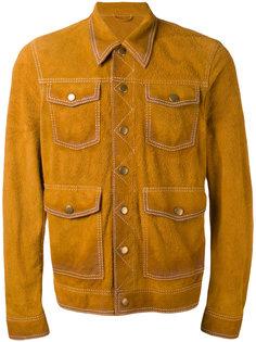 куртка с накладными карманами Dsquared2