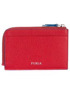 кошелек для карт на молнии Furla