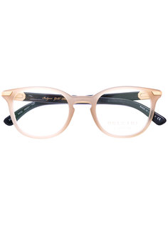 очки с овальной оправой Bulgari