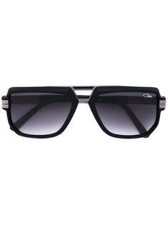 солнцезащитные очки с прямоугольной оправой Cazal