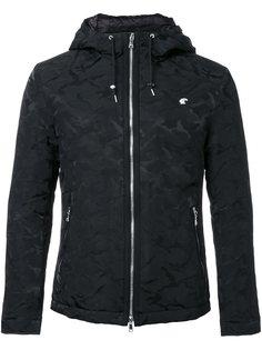 куртка с камуфляжным рисунком и капюшоном Loveless