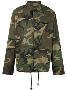 куртка с камуфляжным рисунком Numero00