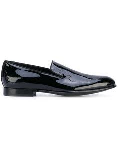 туфли с блестящей отделкой Paul Smith