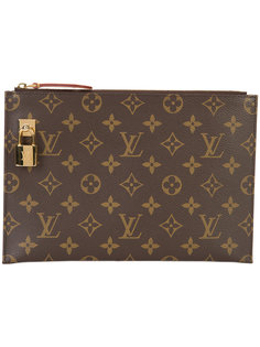 клатч на замке LV Louis Vuitton Vintage
