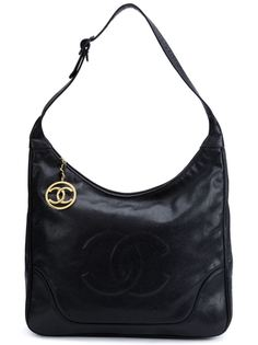 сумка-хобо Chanel Vintage