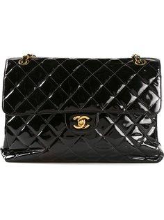 двусторонняя большая сумка Chanel Vintage