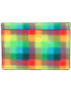 бумажник в клетку Paul Smith