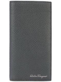 удлиненный кошелек для купюр Salvatore Ferragamo