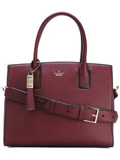 сумка-тоут с кисточками Kate Spade