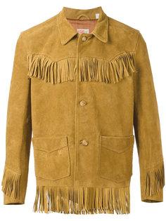 куртка с бахромой Levis Vintage Clothing