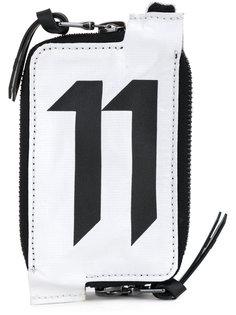 кошелек с принтом логотипа 11 By Boris Bidjan Saberi