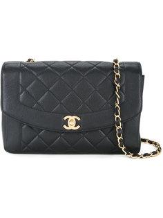 сумка на плечо Diana 25 Chanel Vintage