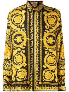 e26877694b9beb9 Мужские рубашки с длинным рукавом Versace Vintage – купить в ...