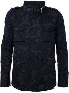 куртка с камуфляжным рисунком Loveless