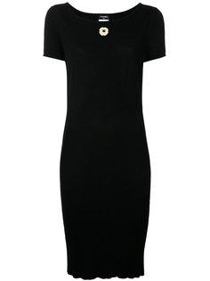 платье с короткими рукавами Chanel Vintage