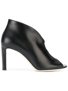 ботинки с открытым носком Lorna 85 Jimmy Choo