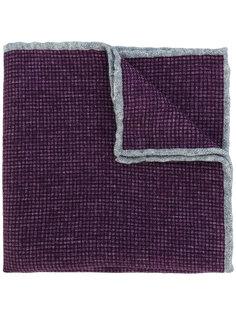 карманный платок в клетку Eleventy