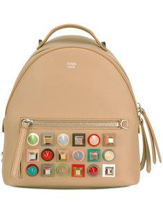 рюкзак с заклепками Fendi