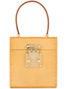 лакированная сумка Louis Vuitton Vintage