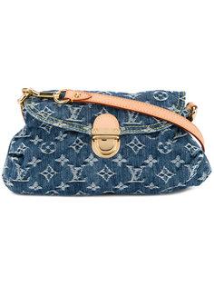 мини джинсовая сумка-тоут Pretty Louis Vuitton Vintage
