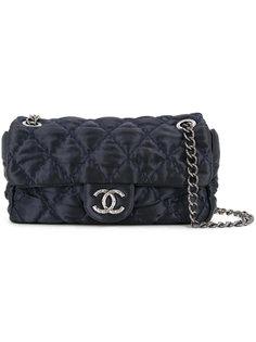 стеганая сумка на плечо с цепочкой  Chanel Vintage