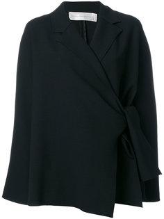 свободное пальто с запахом  Victoria Victoria Beckham