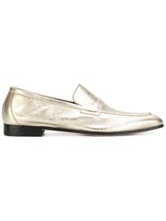 блестящие туфли Paul Smith