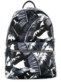 рюкзак с принтом Hawaiian  Dolce & Gabbana